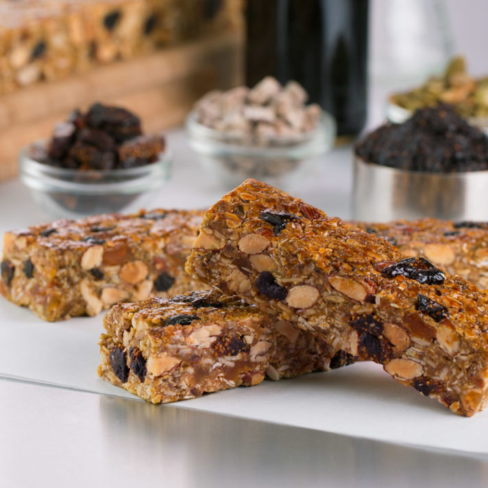 California Fig Almond Pepita Bars