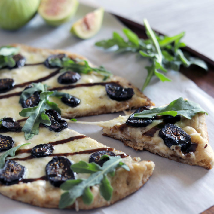 California Fig Fast Flatbread