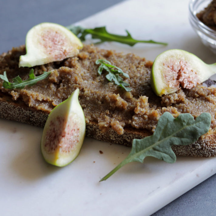 California Fig Toast